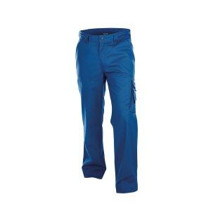 Dassy Arbeitshose Liverpool Royalblau Minuslänge 52