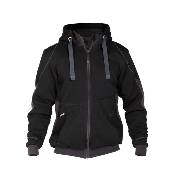 Dassy Sweatshirtjacke Pulse Stretch