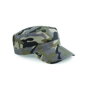 Camo Army Cap / Kappe B33