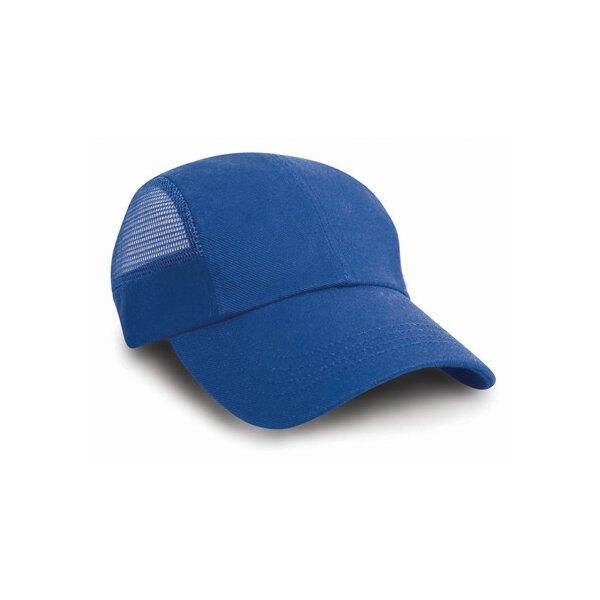 Sport Cap / Kappe mit Seitennetz - RC047X