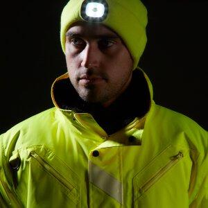 Portwest Mütze mit wiederaufladbaren B029 LED