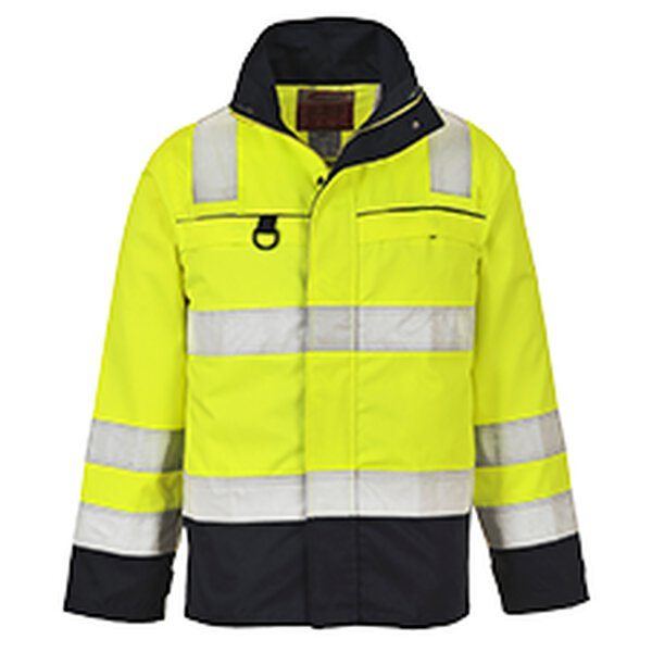Multinorm-Warnschutz-Jacke