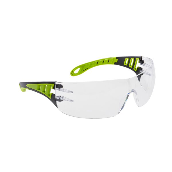 Portwest Schutzbrille PS12 Tech-Look-Style