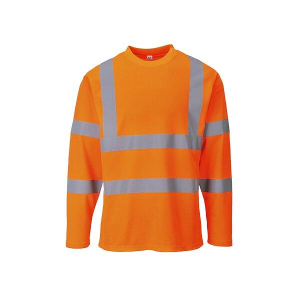 Warnschutz Langarm T-Shirt