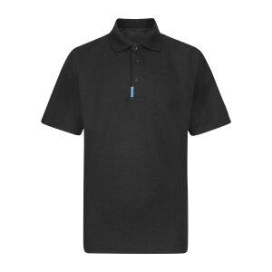Portwest Poloshirt T720 WX3 Schwarz R XL
