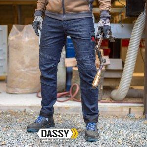 Dassy Arbeitsjeans Osaka Stretch