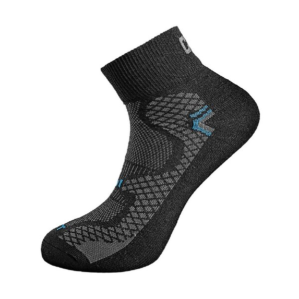 CXS Sneaker-Arbeitssocken Soft Schwarz