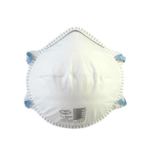 Feinstaubmaske FFP2 ohne Ventil,Muschel  einzeln