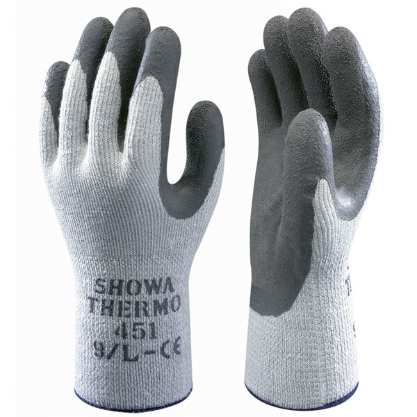 Showa Winter Arbeitshandschuhe Thermo 451